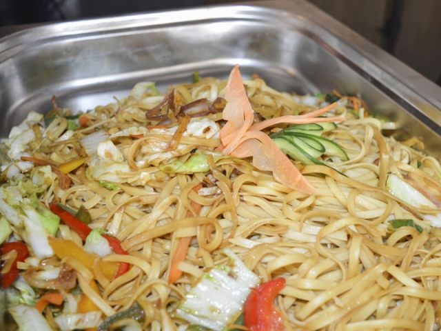 Asian Chow Mein